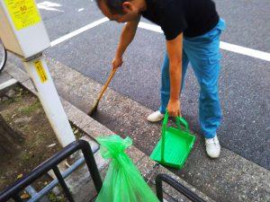 街頭清掃11