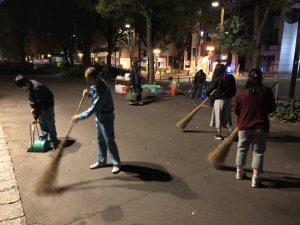 街頭清掃14
