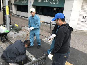 街頭清掃17