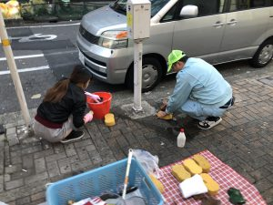 街頭清掃20
